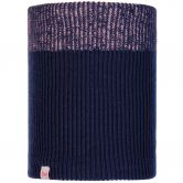BUFF® - Junior Knitted & Fleece Neckwarmer Audny Schlauchschal Kinder night blue
