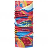 BUFF® - UV Protection Scarf Kids colourful mountains multi