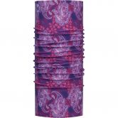 Buff - High UV Protection Insect Shield hamsa purple