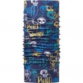 Buff - High UV Protection Junior funny skulls dark navy