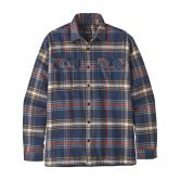 Patagonia - Fjord Flannel Shirt Men defender neo navy