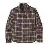 Patagonia - Fjord Lightweight Flannel Shirt Men instinct neo navy