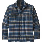 Patagonia - Fjord Flannel Hemd Herren independence new navy