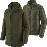 Patagonia - Tres 3-in-1 Parka Men kelp forest