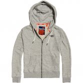 Superdry - Orange Label Lite Kapuzenjacke Herren track grey grindle