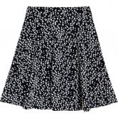 Superdry - Rachel Skater Skirt Women eclipse white floral