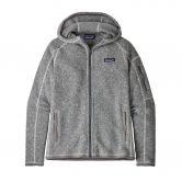 Patagonia - Better Sweater Fleecejacke Damen birch white