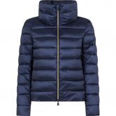 Save The Duck - Quilted Jacket Women blue black