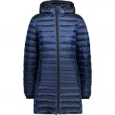 CMP - Fix Hood Parka Women blue ink