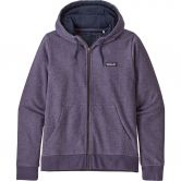 Patagonia - P-6 Label French Terry Full-Zip Women purple