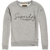 Superdry - Alice Sweatshirt Damen sand grey marl