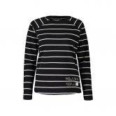 Maloja - SpadlaM. Longsleeve Damen moonless strip