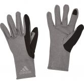 adidas - Climalite Handschuhe Unisex core heather reflective silver
