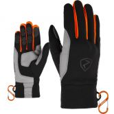Ziener - Gusty Touch Herren black new orange