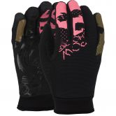 Pow Gloves - Shocker High Handschuh schwarz pink