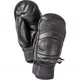 Hestra - Leather Fall Line Mitten black