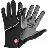 Craft - Power Windstopper® Gloves Unisex black white