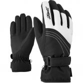 Ziener - Konny AS® Handschuhe Damen white black