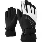 Ziener - Konny AS® Lady Gloves Women white black