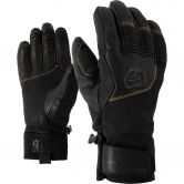 Ziener - Ganzenberg AS® AW Gloves Men black citrus