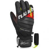 Reusch - Marcel Hirscher Handschuhe Herren black fire red
