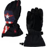 Spyder - Marvel Overweb GTX® Handschuhe Herren french blue captain