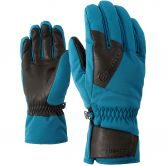 Ziener - Gatheo AS® Handschuhe Herren blue sea