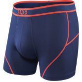 SAXX - Kinetic Boxer Brief Men midnight blue orange