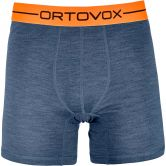 ORTOVOX - Rock'N'Wool Boxer Herren night blue blend