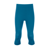ORTOVOX - 230 Competition 3/4 Unterhose Herren blue sea