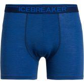 Icebreaker - Anatomica Boxers Herren estate blue