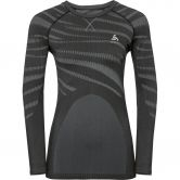Odlo - Performance Blackcomb Crew Longsleeve Damen black