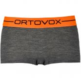 ORTOVOX - 185 Rock'n'Wool Hot Pants Damen dark grey blend
