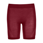 ORTOVOX - 120 Comp Light Shorts Damen dark blood