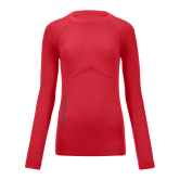 ORTOVOX - 230 Competition Longsleeve Damen hot coral