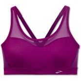 Brooks - FastForward Crossback Sports Bra Women violet