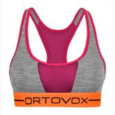 ORTOVOX - 185 Rock'n'Wool Sport Top Damen grey blend