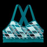 Brooks - Uprise Crossback Sport-BH Damen ocean
