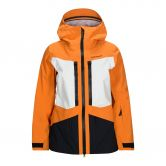 Peak Performance - Gravity Hardshell Jacket Women orange