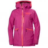 Helly Hansen - Kvittegga Hardshell Jacket Women dragon fruit