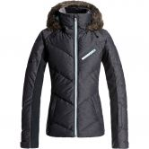 Roxy - Snowstorm Daunenjacke Damen true black