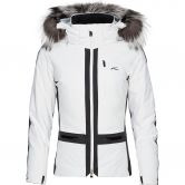 KJUS - Nuna Jacke Damen white black