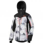 Picture - Ticket Skijacke Damen print