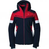 Schöffel - Paznaun Ski Jacke Damen navy blazer
