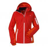 Schöffel - Obergurgl3 Ski Jacket Women racingred