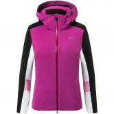 KJUS - Laina Ski Jacket Women fruity pink black