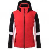 KJUS - Formula Skijacke Damen fiery red black