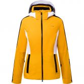 KJUS - Formula Ski Jacket Women gold honey yellow