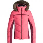 Roxy - Snowstorm Isolationsjacke Damen teaberry