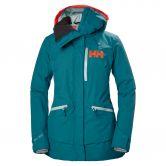 Helly Hansen - Showcase Ski Jacket Women blue wave